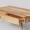 Picture of Watts Coffee Table, Natural Mango Wood